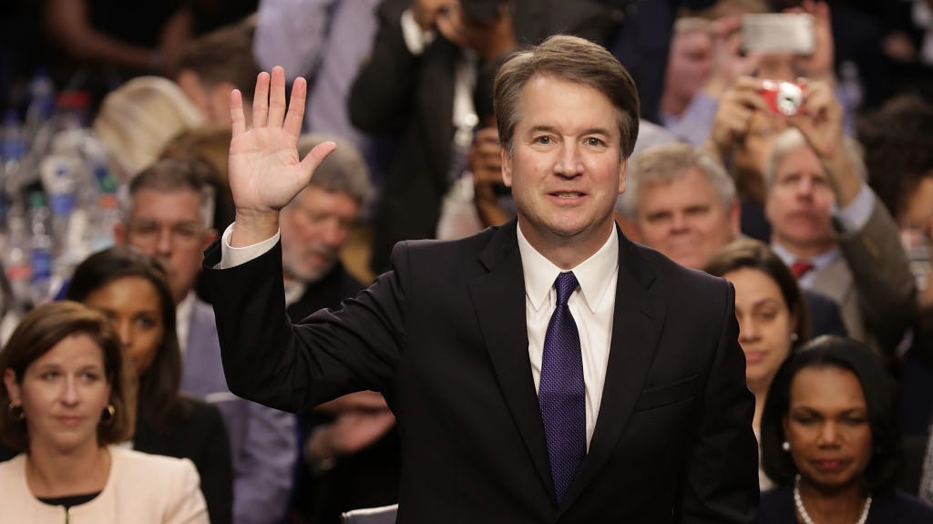 Weekly Briefing - Kavanaugh Hearings, Emergency Preparedness Month, Spy Satellites Down