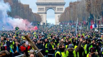 France Protests, Clinton Foundation Hearings, George H.W. Bush Dies, Reports on Unsealed Indictments
