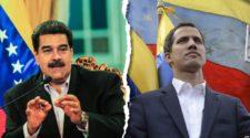 Guaido vs Maduro Venezuela