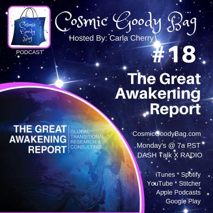 Cosmic Goody Bag
