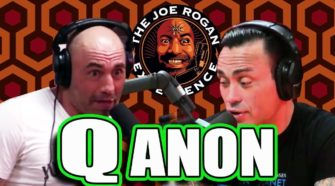 Joe Rogan Show: Qanon is Real!