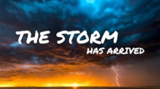 The Storm Has Arrived - Qanon