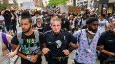 THANKING COPS, STAY PRESENT AND CALM, KEY QUESTIONS OF OUR TIME