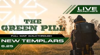 The Green Pill Map