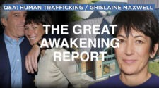 Human Trafficking / Ghislaine Maxwell