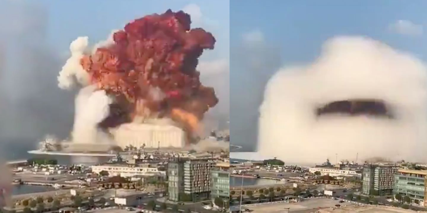 WEEKLY REPORT: Beirut Explosions /// Huge Drop Coming /// Mask Don't Work
