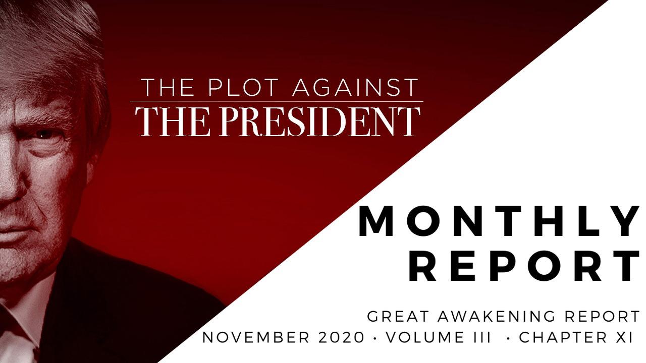 Great Awakening Report - November 2020