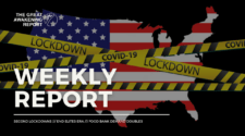 WEEKLY REPORT Second Lockdowns End Elites Era Food Bank Demand Doubles