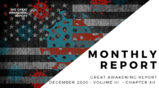 MONTHLY REPORT December 2020 Volume III Chapter XII