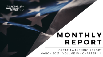 Great Awakening Report - Monthly Report