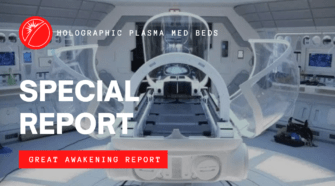 SPECIAL REPORT Holographic Plasma Med Beds