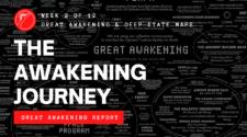 The Awakening Journey - Great Awakening & Deep State Map