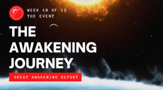 The Awakening Journey - The Event