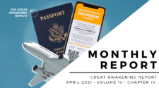 VACCINE PASSPORTS THE END OF LIBERTY, POSSIBLE US MILITARY INTERVENTION, DISMANTLING WEB OF CONTROL