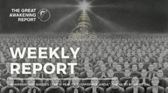 BRAINWASHED MASSES - NEW REALITY DISMISINFOGANDA - HOW TO BE SPIRITUAL