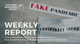 COVID 19 CONSPIRACY - FBI ALIEN REPORT - SOLITUDE SEPARATION SOLIDARITY