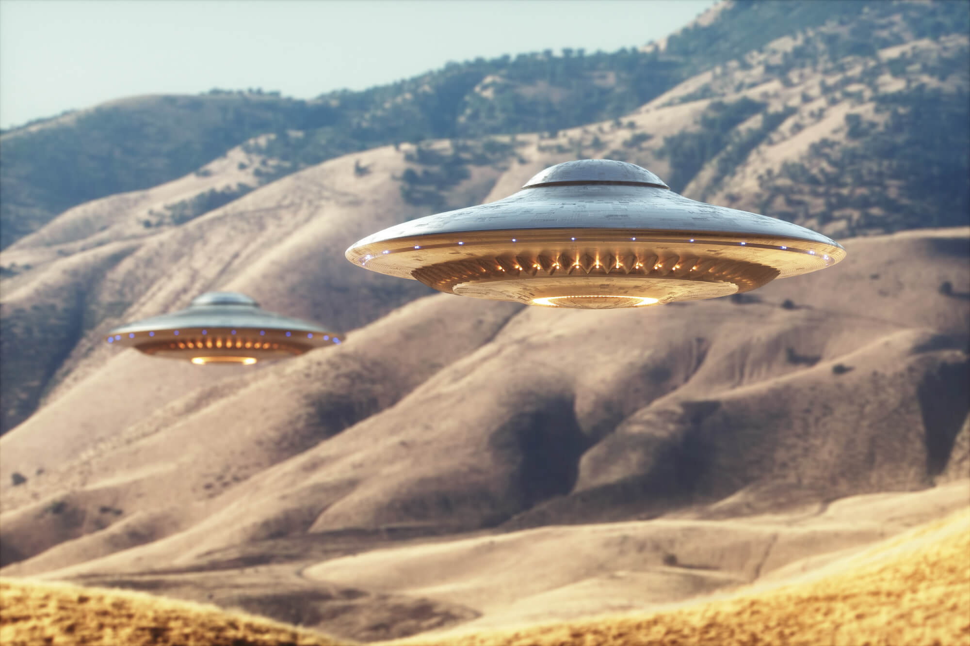 SPECIAL REPORT: UFO - UAP Intelligence Assessment Report