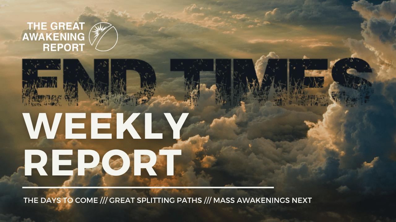 THE DAYS TO COME - GREAT SPLITTING PATHS - MASS AWAKENINGS NEXT