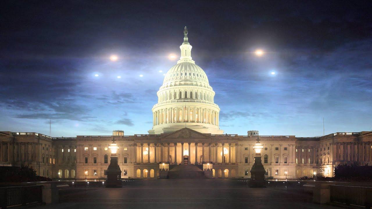 UFOs - Washinington D.C.