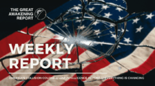 WEEKLY REPORT - America's Collision Course - UAP Intelligence Report - Everything Is Changing