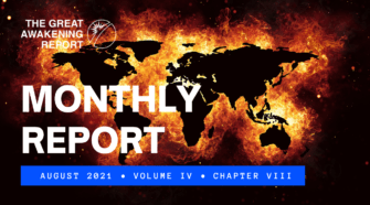 MONTHLY REPORT - August 2021 - Volume IV - Chapter VIII